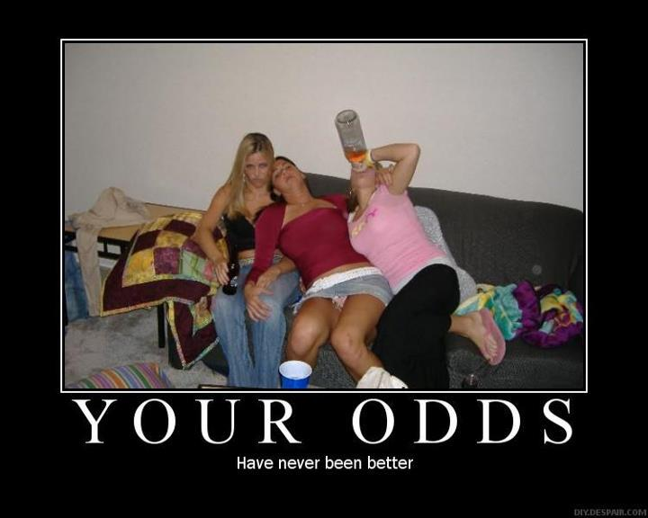 your odds
